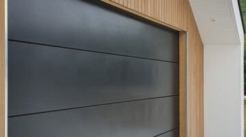 No More Boring; Lively Looks for Garages
