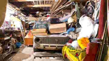 The Garage: The ultimate junk drawer