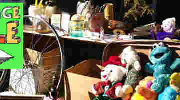 Garage Sale Tips for Success