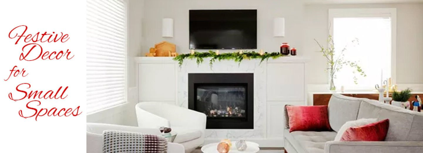 Festive Decorating for Small Spaces