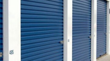Industrial Garage Doors: There's an option for every business with Garador